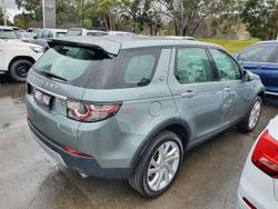 2015 Land Rover Discovery Sport SD4 HSE Luxury L550 MY15 4X4 Constant Grey
