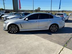 2016 Holden Commodore SS V VF Series II MY16 Silver