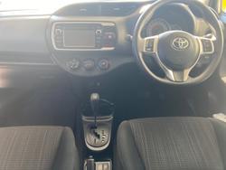 2016 Toyota Yaris Ascent NCP130R Grey