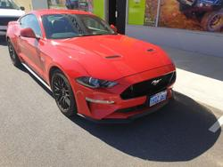 2020 Ford Mustang GT FN MY20 Race Red