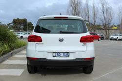 2014 Volkswagen Tiguan 118TSI 5N MY14 White