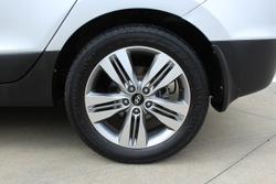 2014 Hyundai ix35 Highlander Series II AWD Silver