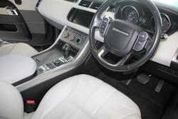 2016 Land Rover Range Rover Sport TDV6 SE L494 MY16 4X4 Constant Blue