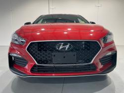 2021 Hyundai i30 N Line PD.V4 MY21 Orange