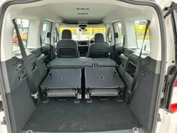 2021 Volkswagen Caddy TDI320 Life 5 MY21 White