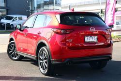 2017 Mazda CX-5 GT KF Series AWD Red