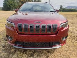 2020 Jeep Cherokee S-Limited KL MY21 4X4 On Demand Velvet Red