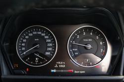 2016 BMW 2 Series 218i Sport Line F45 Black