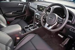 2021 Kia Sportage GT-Line QL MY21 AWD Grey