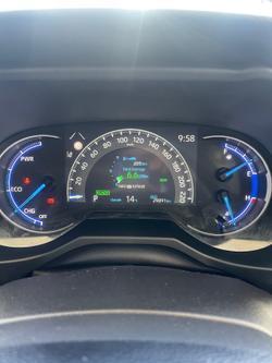 2020 Toyota RAV4 Cruiser AXAH54R 4X4 On Demand Blue