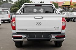 2021 LDV T60 LUXE SK8C 4X4 Dual Range White