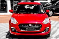 2021 Suzuki Swift GL Navigator AZ Series II Red