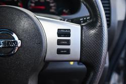 2014 Nissan Navara ST-X 550 D40 Series 5 4X4 Dual Range Silver