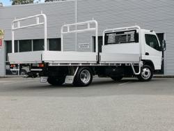 2021 FUSO 515 White