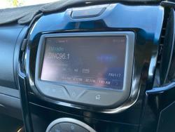 2016 Holden Colorado 7 Trailblazer RG MY16 4X4 Dual Range Blue