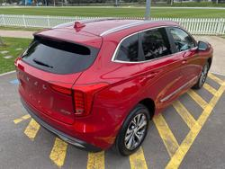 2021 Haval Jolion Lux A01 Red