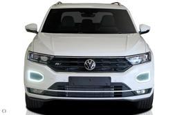 2020 Volkswagen T-Roc 140TSI Sport A1 MY21 Four Wheel Drive White