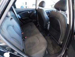 2014 Hyundai ix35 Active Series II MY15 Black