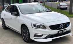 2014 Volvo S60 Polestar MY14 AWD White