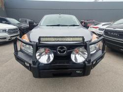 2013 Mazda BT-50 GT UP 4X4 Dual Range Grey