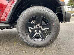 2021 Jeep Gladiator Night Eagle JT MY21 V2 4X4 On Demand Red
