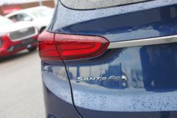 2018 Hyundai Santa Fe Active TM MY19 4X4 On Demand Blue