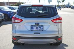 2013 Ford Kuga Ambiente TF AWD Silver