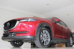 2019 Mazda CX-5 Akera KF Series AWD Red