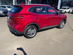2021 MG HS Excite SAS23 MY21 Red