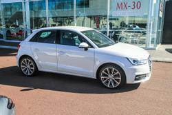 2018 Audi A1 Sport 8X MY18 White
