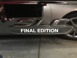2019 Mercedes-Benz SLC-Class SLC200 R172 Black