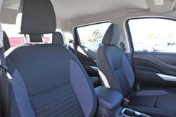 2021 Nissan Navara SL D23 4X4 Dual Range Black