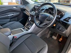 2017 Ford Escape Ambiente ZG Magnetic