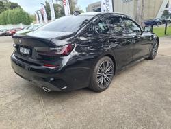 2019 BMW 3 Series 320d M Sport G20 Black