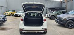 2020 Kia Sportage GT-Line QL MY21 AWD White