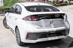 2021 Hyundai IONIQ electric Premium AE.V4 MY21 White