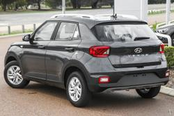 2021 Hyundai Venue QX.V3 MY21 Grey