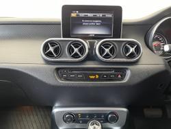 2018 Mercedes-Benz X-Class X250d Progressive 470 4X4 Dual Range Grey