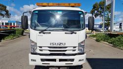 2016 ISUZU F SERIES WHITE