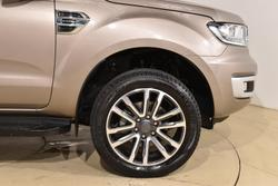 2019 Ford Everest Trend UA II MY19.75 Diffused Silver
