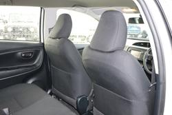 2019 Toyota Yaris Ascent NCP130R White