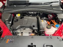 2021 MG HS PHEV Essence SAS23 MY21 Red