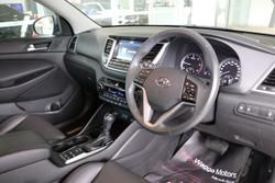 2016 Hyundai Tucson Elite TLe MY17 AWD Silver