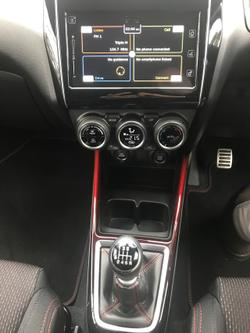 2021 Suzuki Swift Sport AZ Series II Grey
