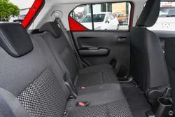 2021 Suzuki Ignis GLX MF Series II Fervent Red