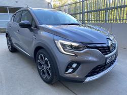 2021 Renault Captur Intens JB Grey