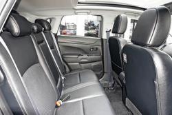 2014 Mitsubishi ASX XLS XB MY15 Silver