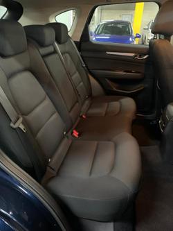 2017 Mazda CX-5 Maxx Sport KF Series AWD Blue