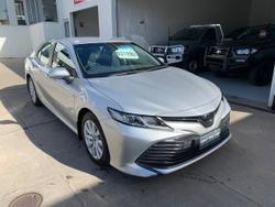 2019 Toyota Camry Ascent Sport ASV70R Silver