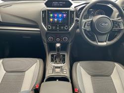2020 Subaru XV 2.0i Premium G5X MY21 AWD Blue